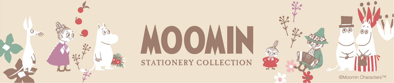 MOOMIN STATIONARY COLLECTION