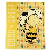 Snoopy Wood wall deco good grief