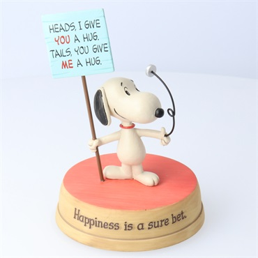 Snoopy Happiness is a sure bet.