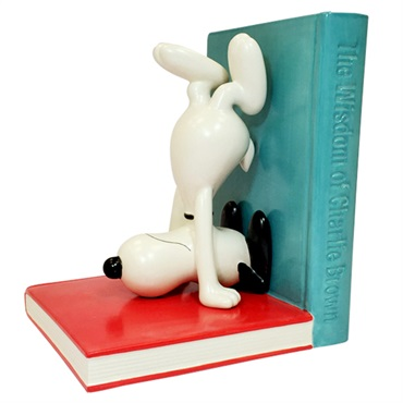 Snoopy Ceramic Bookend