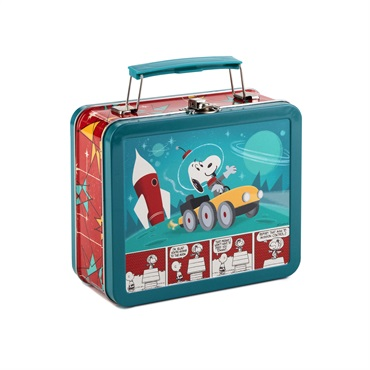 Snoopy Tin Box