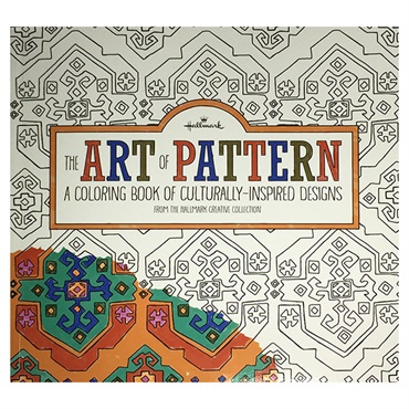 Paint Book The ART OF PATTERN【大人の塗り絵】