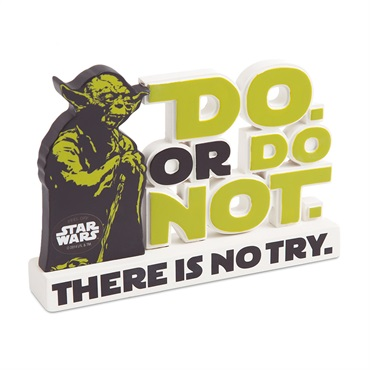 Star Wars  Yoda  Desk Accessory
