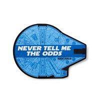 Star Wars  Millennium Falcon Metal Sign