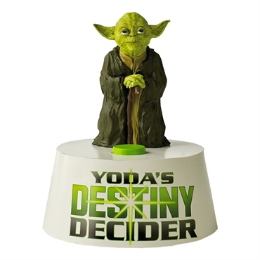Star Wars  Yoda  Fortune Teller