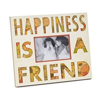 Snoopy Happiness Is a Friend Picture Frame, 6x4