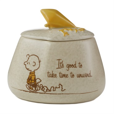 Snoopy Kite Ceramic Box