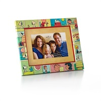 Snoopy Comic-Wrapped Picture Frame, 4x6