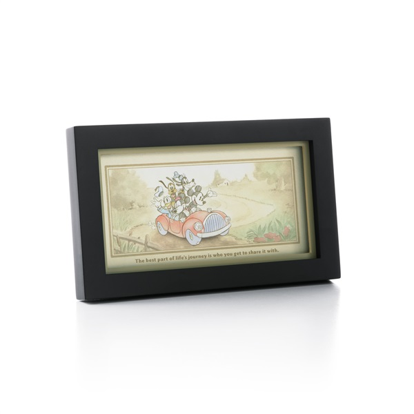 Disney Mickey and Friends Framed Print