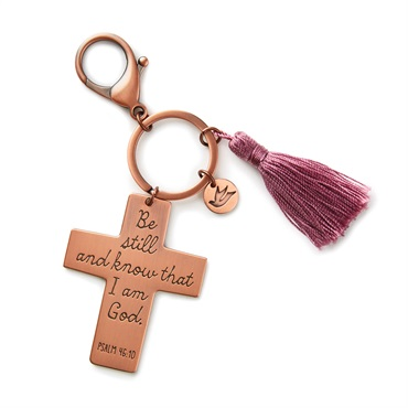 Be Still Cross Accessory Clip
