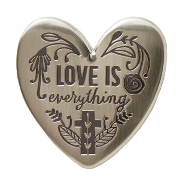 Love is everything. Magnet