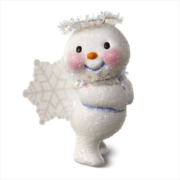 Snow Angel Ornament