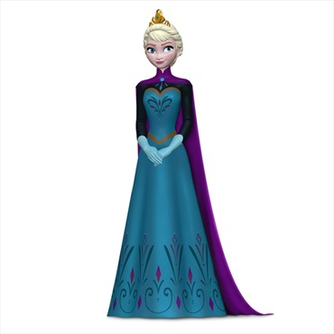 Disney Frozen Elsa Coronation Day Ornament