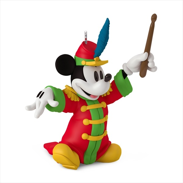Disney Mickey's Movie Mouseterpieces The Band Concert Ornament