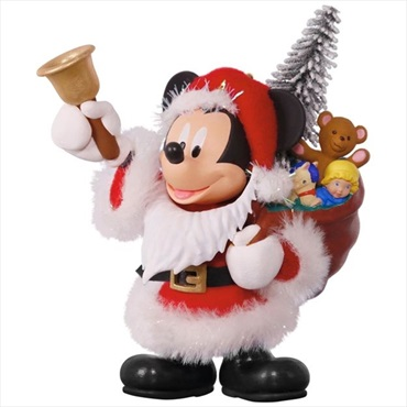 Disney Mickey Mouse Here Comes Santa! Ornament