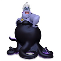 Disney The Little Mermaid Ursula Ornament