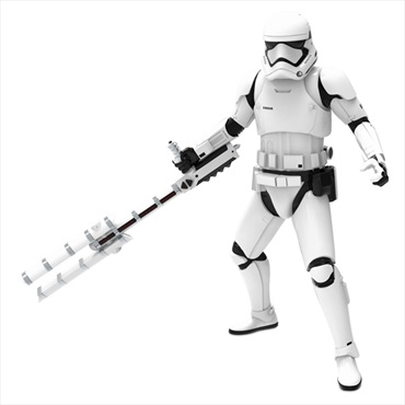 Star Wars: The Force Awakens First Order Stormtrooper FN-2199 Ornament