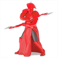 Star Wars: The Last Jedi Praetorian Guard Ornament