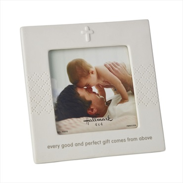 Every Good and Perfect Gift Comes From Above Picture Frame
