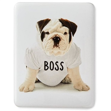 Boss Dog Magnet