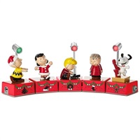 Peanuts(R) Christmas Dance Party Special Edition Collector's Set, 8 Pieces