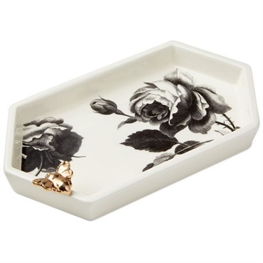 Classic Rose Note Tray With Bee Attachment