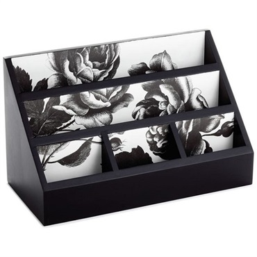 Classic Rose Office Organizer