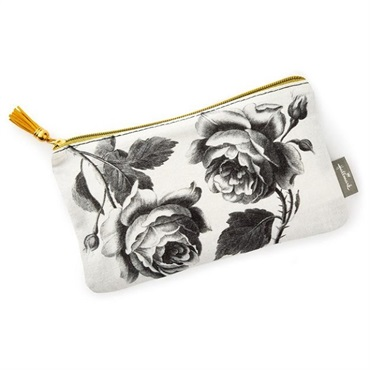 Classic Rose Pencil Pouch