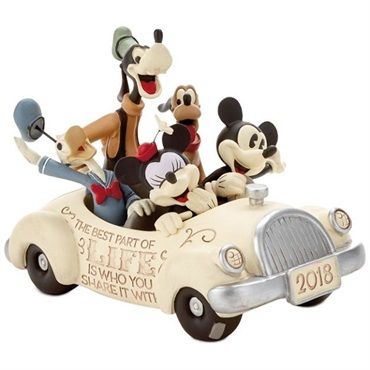 Mickey Mouse and Friends Special-Edition Figurine