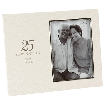 Still Do 25th Anniversary Picture Frame