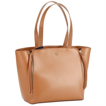 Mark & Hall Camel Expanding Tote Bag
