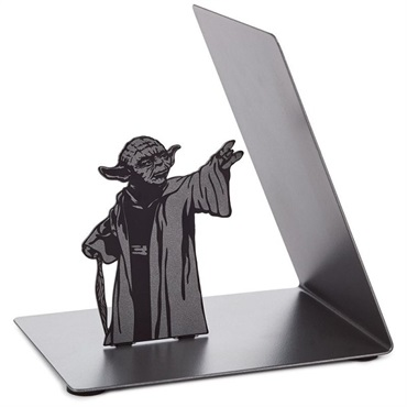 Star Wars Yoda Metal Bookend