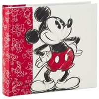 Mickey Mouse 2-Up Photo Album