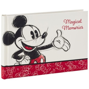 Mickey Mouse Slim Snapshot Album
