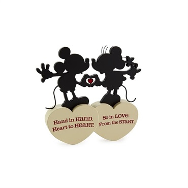 Mickey And Minnie Love Display