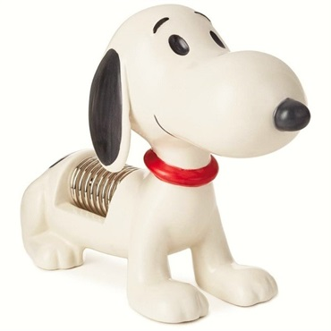 Peanuts (R) Snoopy Mail Holder