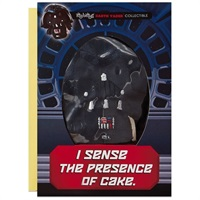 itty bittys(R) Star Wars  Darth Vader  Birthday Card With Stuffed Animal【誕生お祝い/その他】