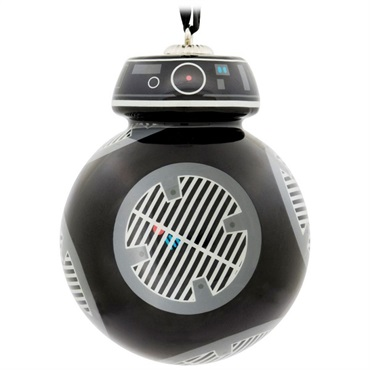 itty bittys(R) Star Wars BB-9E Decoupage Hallmark Ornament