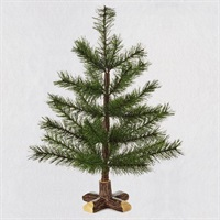 Miniature Keepsake Ornament Evergreen Tree