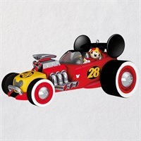 Disney Junior Mickey and the Roadster Racers Ornament