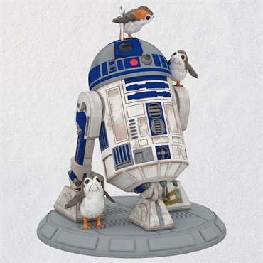 Star Wars: The Last Jedi Porgs of a Feather Ornament