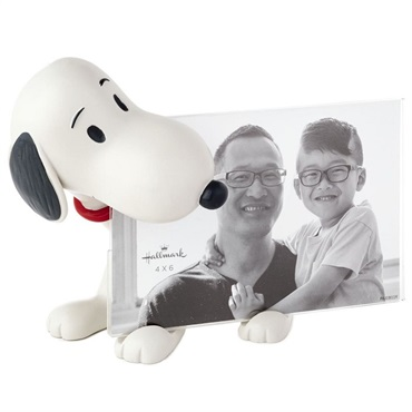 Peanuts(R) Dimensional Snoopy Picture Frame, 4x6