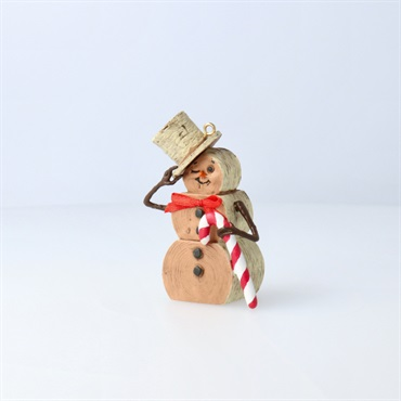 Snow Gentleman Ornament
