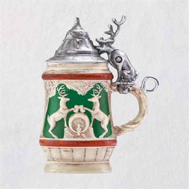 Mini Bitty Beer Stein Ornament