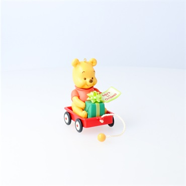 Disney Winnie the Pooh Baby's First Christmas 2019 Ornament