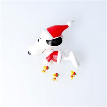 The Peanuts(R) Gang Fly On, Snoopy! Ornament
