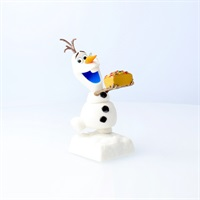 Disney Olaf's Frozen Adventure That Time of Year Ornament With Sound