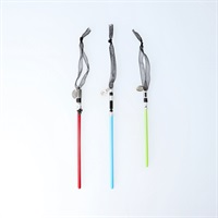 Star Wars Lightsabers Metal Ornaments, Set of 3