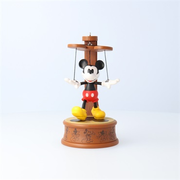 Disney Mickey Mouse Marionette Exclusive Ornament
