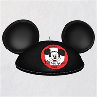Disney The Mickey Mouse Club 65th Anniversary Musical Ornament